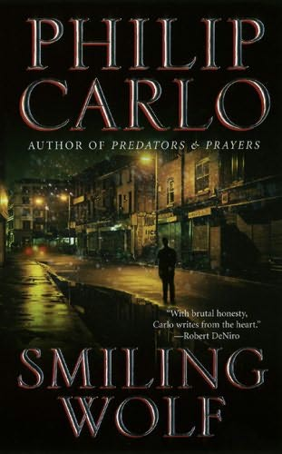 book cover of Smiling Wolf