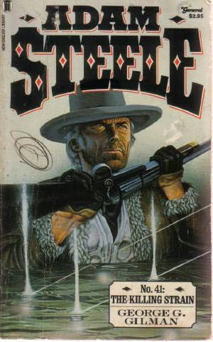 book cover of The Killing Strain