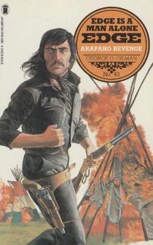 book cover of Arapaho Revenge