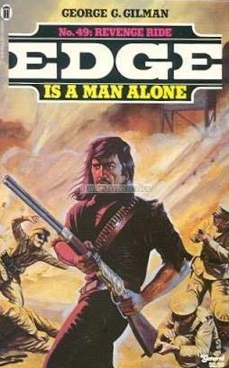 book cover of Revenge Ride