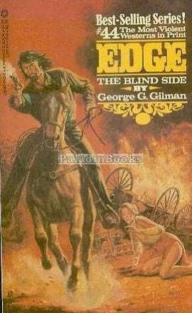 book cover of The Blind Side