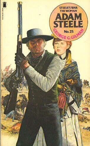 book cover of Steele\'s War: The Woman