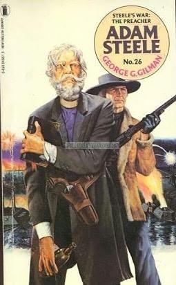 book cover of Steele\'s War: The Preacher