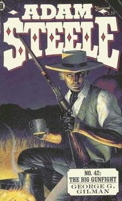 book cover of The Big Gunfight