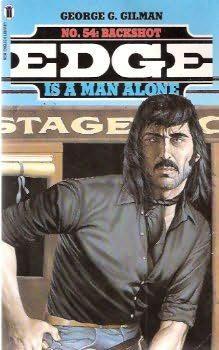 book cover of Backshot