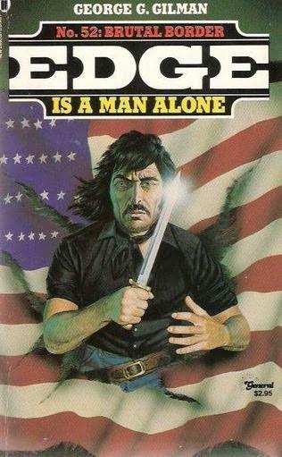 book cover of Brutal Border