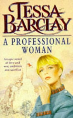 book cover of A Professional Woman