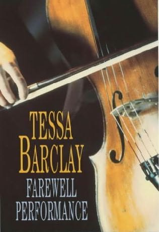 book cover of Farewell Performance