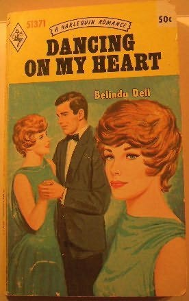 book cover of Dancing on My Heart