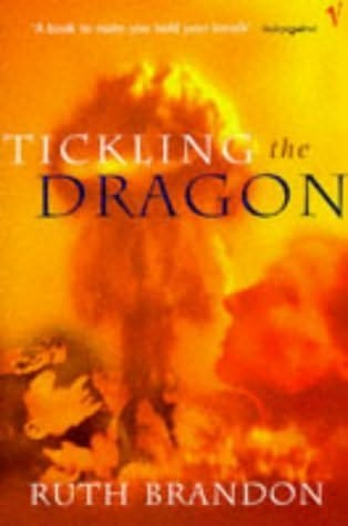 book cover of Tickling the Dragon