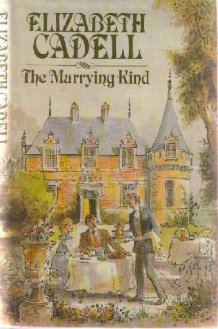 book cover of The Marrying Kind