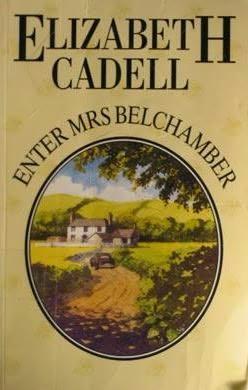 book cover of Enter Mrs. Belchamber