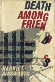 book cover of Death Among Friends
