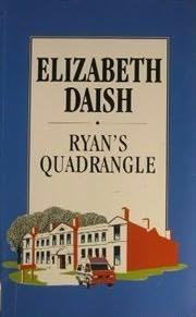 book cover of Ryan\'s Quadrangle