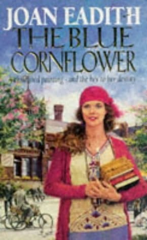 book cover of The Blue Cornflower