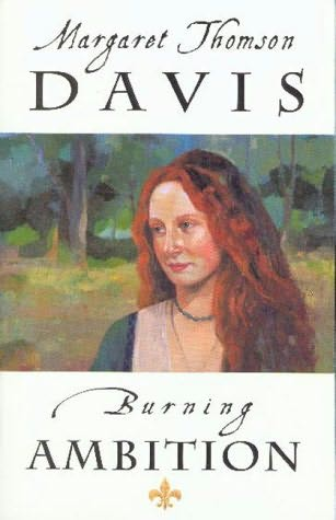 book cover of Burning Ambition