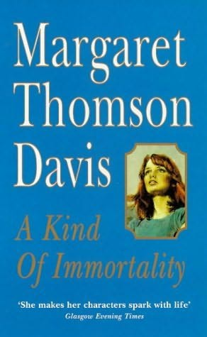 book cover of A Kind of Immortality