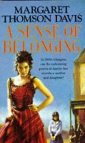 book cover of A Sense of Belonging