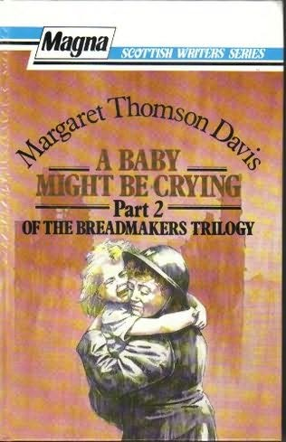 book cover of A Baby Might Be Crying