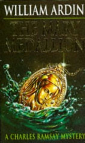 book cover of The Mary Medallion