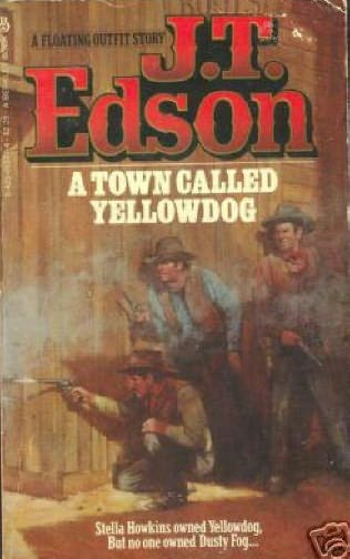 book cover of A Town Called Yellowdog
