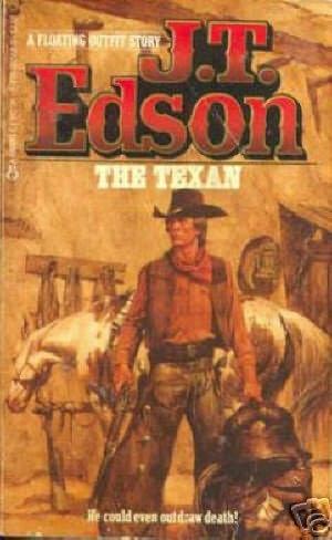 book cover of The Texan