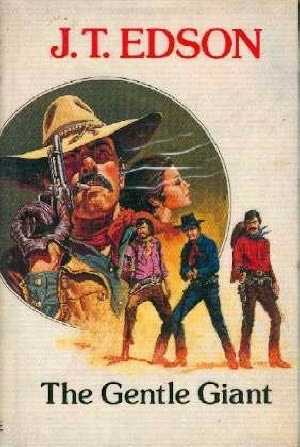 book cover of The Gentle Giant
