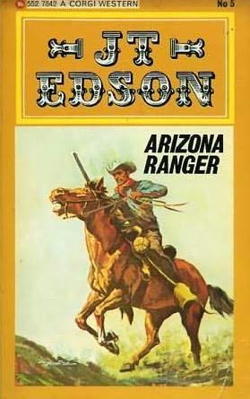 book cover of Arizona Ranger