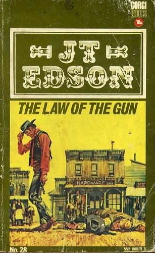 book cover of The Law of the Gun