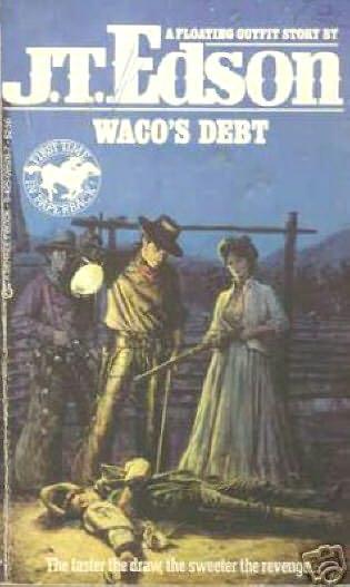 book cover of Waco\'s Debt
