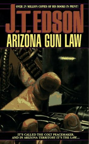 book cover of Arizona Gun Law