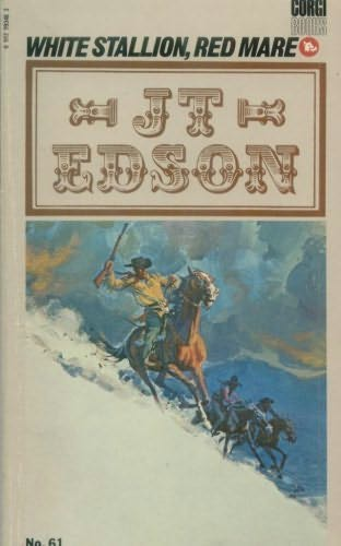book cover of White Stallion, Red Mare