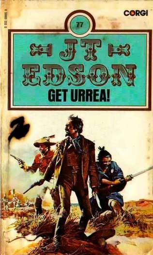 book cover of Get Urrea!