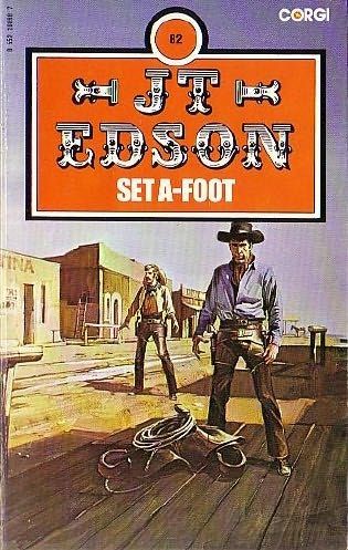 book cover of Set A-foot