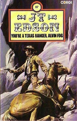 book cover of You\'re a Texas Ranger, Alvin Fog