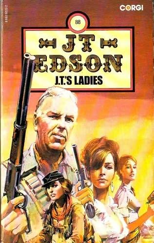 book cover of J. T.\'s Ladies