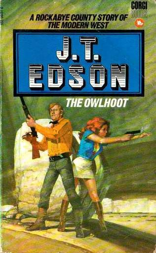book cover of The Owlhoot