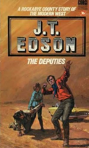 book cover of The Deputies