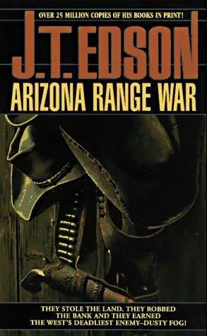 book cover of Arizona Range War