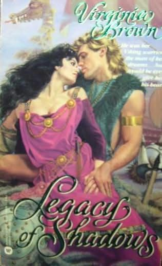 book cover of Legacy of Shadows