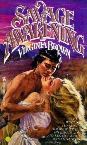 book cover of Savage Awakening