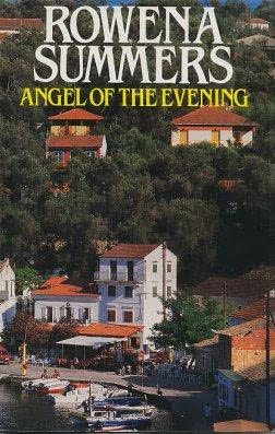 book cover of Angel of the Evening