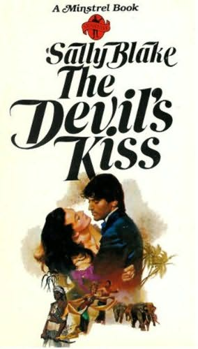 book cover of The Devil\'s Kiss