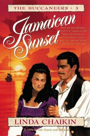 book cover of Jamaican Sunset