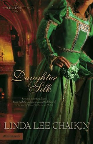book cover of Daughter of Silk