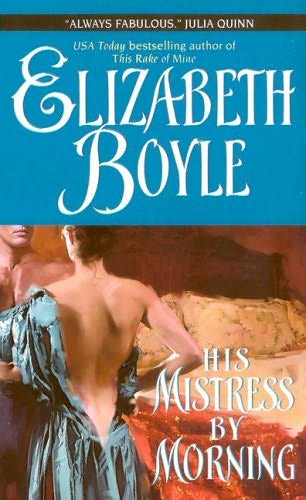 book cover of His Mistress By Morning