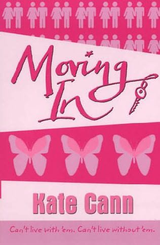 book cover of Moving In