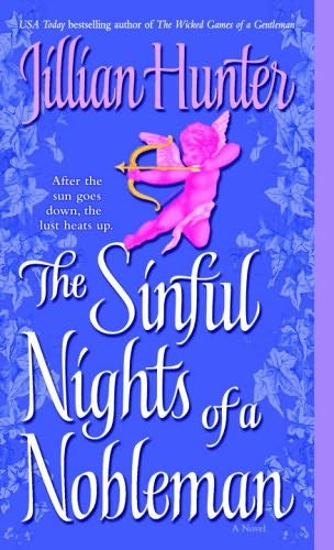 book cover of The Sinful Nights of a Nobleman