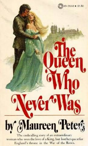 book cover of The Queen Who Never Was