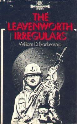 book cover of Leavenworth Irregulars